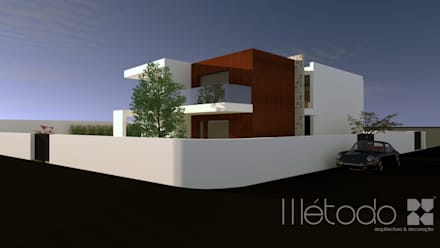 Villas by Método-Arquitectura & Decoração