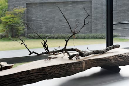 Walls by 黃耀德建築師事務所  Adermark Design Studio