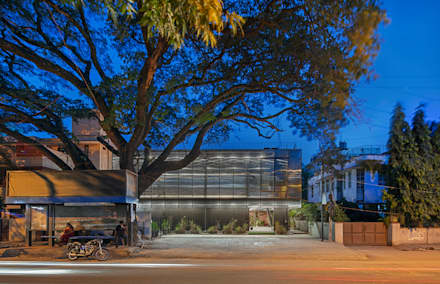 The Courtyard:  Event venues by M9 Design Studio