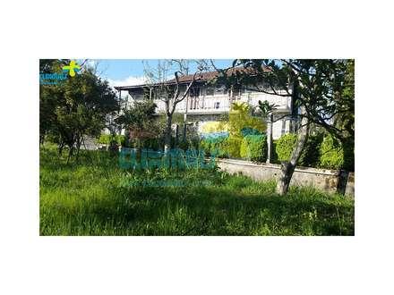 Traseiras da casa (2): Casas de campo  por Clix Mais