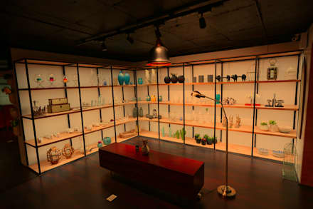 ARTIFACTS DISPLAY AREA:  Commercial Spaces by JM: The Design Consultant