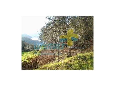 Vistas para a barragem (1): Casas de campo  por Clix Mais