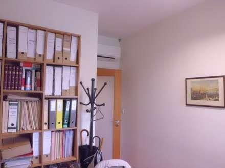 Antes: Escritórios  por RAF | Arquitectura, Avaliações Imobiliárias, Consultoria