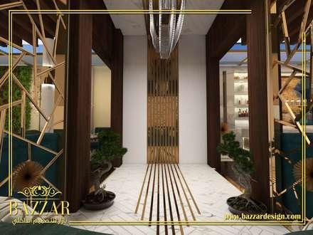 تصميم مقاهي:  مطاعم تنفيذ Bazzar Design