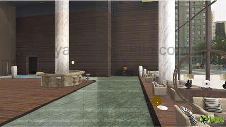 قاعة مؤتمرات تنفيذ Yantram Architectural Design Studio