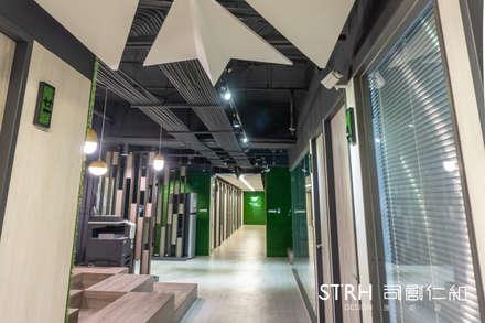 Offices & stores by 司創仁和匯鉅設計有限公司