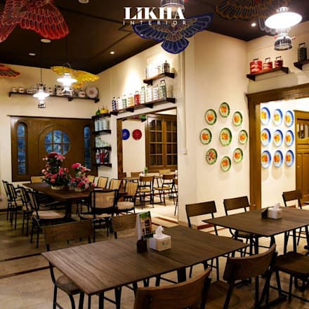 Gastronomy by Likha Interior