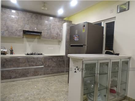 Kitchen units by Shuffle pages