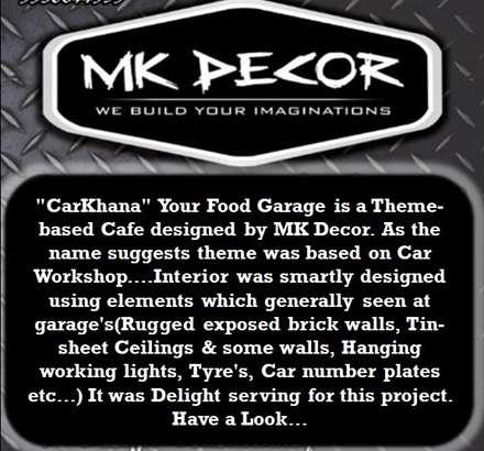 Hoteles de estilo  por MK Decor