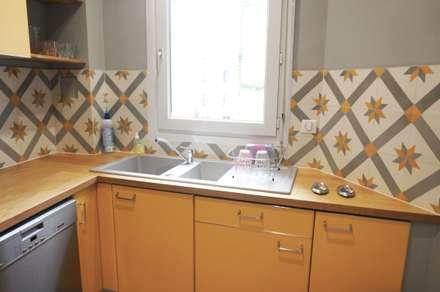 Built-in kitchens by C'Design architectes d'intérieur