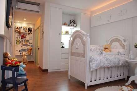 غرف الرضع تنفيذ ANDREA PINTO DE ALMEIDA ARQUITETURA E CONSTRUÇÃO