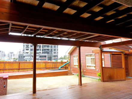 Kindergarten:  庭院 by CPh ARCh
