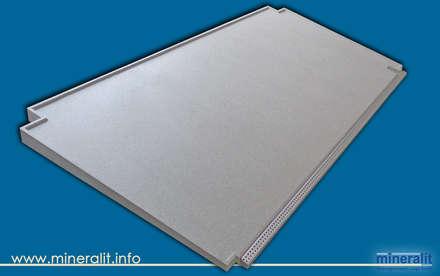 Floors by Mineralit - Mineralgusswerk Laage GmbH