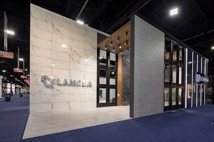 Exhibition centres by Local 10 Arquitectura