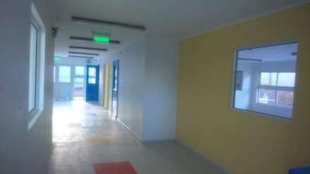غرفة نوم أولاد تنفيذ Nomade Arquitectura y Construcción spa
