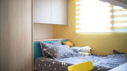 Project | X宅:  男孩房 by DUOLE 掇樂設計