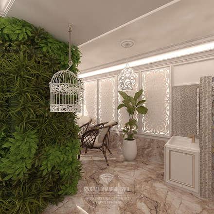 溫室 by Студия дизайна интерьера Руслана и Марии Грин