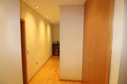 Hall quartos (1): Corredores e halls de entrada  por Clix Mais