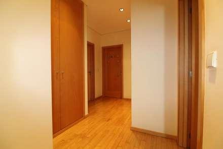 Hall quartos (2): Corredores e halls de entrada  por Clix Mais