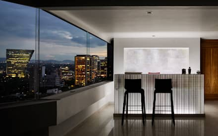 modern Wine cellar by Progressive Design Firm