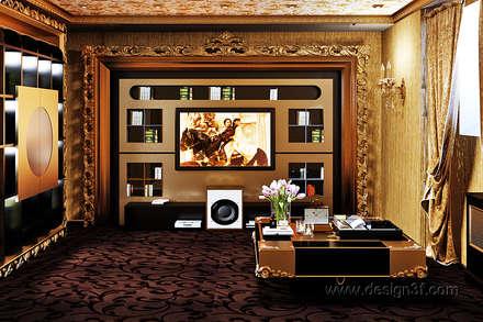 Electronics by студия Design3F