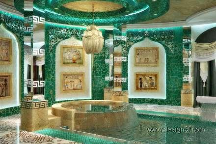 asian Pool by студия Design3F