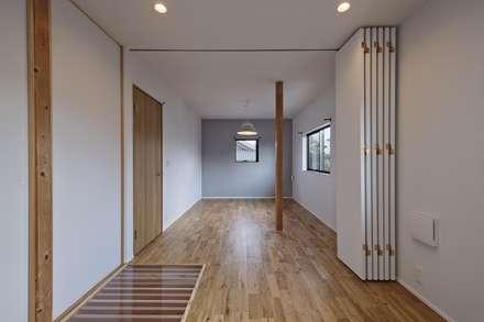 غرفة الاطفال تنفيذ 空間工房 用舎行蔵 一級建築士事務所