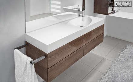 Areo Kollektion: Moderne Badezimmer Von ZICCO GmbH