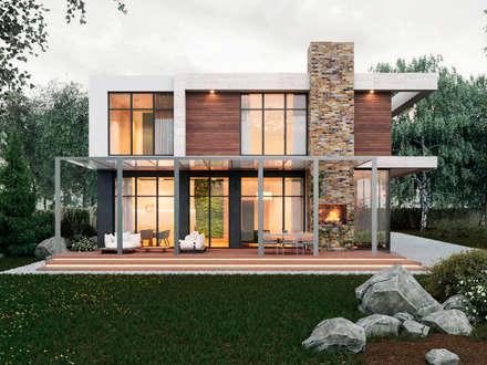 Big Family: Дома в . Автор – Need Design