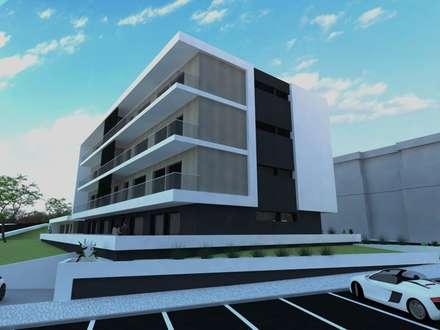 RTarquitetos: Habitações multifamiliares  por RT Arquitetos