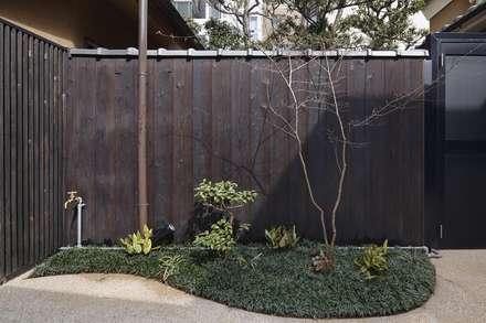 Rock Garden by 空間工房 用舎行蔵 一級建築士事務所