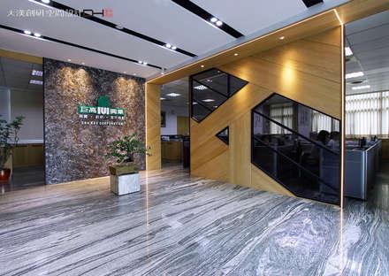 Offices & stores by 大漢創研室內裝修設計有限公司