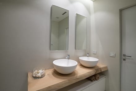 ห้องน้ำ by Federico  Cappellina Architetto