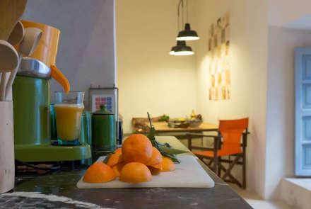 Riad Paris & Fahd em Marraquexe: Cozinhas mediterrânicas por Protega