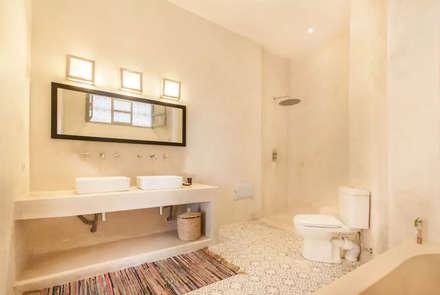 mediterranean Bathroom by Protega