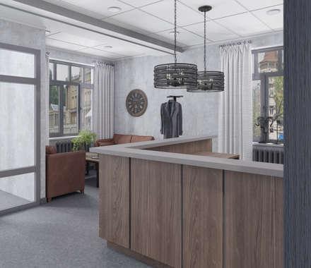 مكاتب ومحلات تنفيذ Alt дизайн