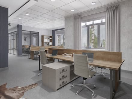 Offices & stores by Alt дизайн