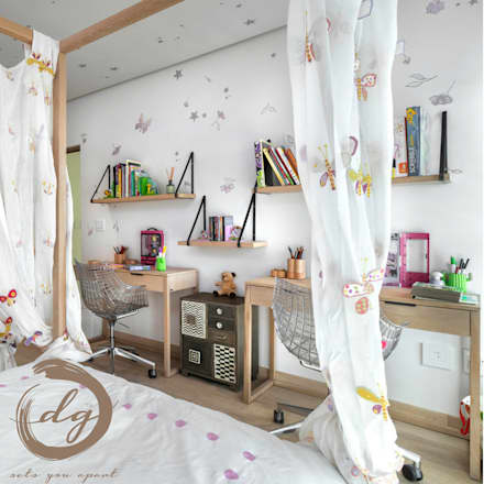 Kamar Bayi & Anak by Deborah Garth Interior Design