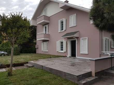 Front yard by Bodrum Uygulama / DALKILIÇ İç Mimarlık