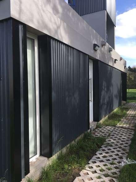 منزل سلبي تنفيذ JeremíasMartínezArquitecto