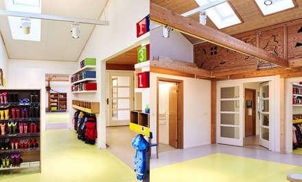 Innenräume:  Flur & Diele von elbsand architekten