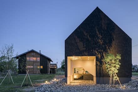 Passive house by 株式会社 ATELIER O2