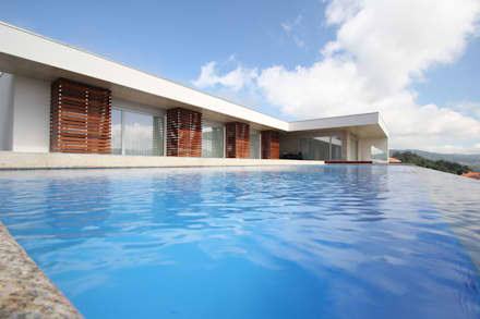 Infinity Pool by SOUSA LOPES, arquitectos