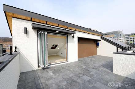 Terrace by 코원하우스