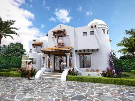 บ้านและที่อยู่อาศัย by VISION+ARQUITECTOS