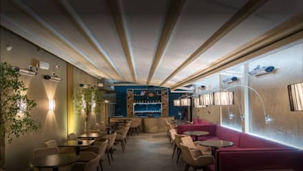 Huggamug Shisha Lounge:  Bars & clubs by IS AND REN STUDIOS LTD