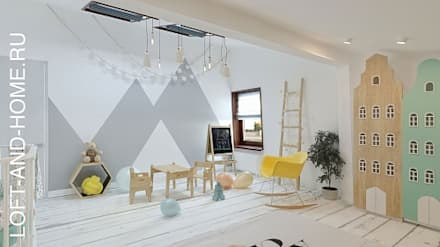 Ruang Multimedia by Loft&Home