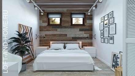ห้องนอน by Loft&Home