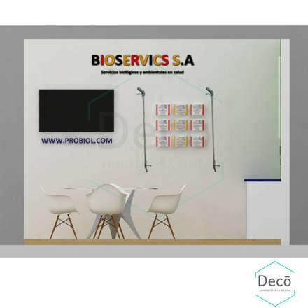 Pusat Eksibisi by Decó ambientes a la medida