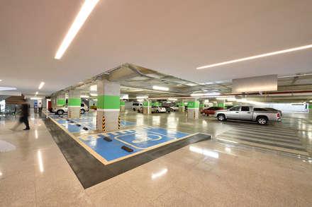 Shopping Centres by Grow Arquitectos